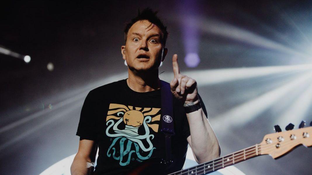 Blink-182: Mark Hoppus revela que tiene c�ncer