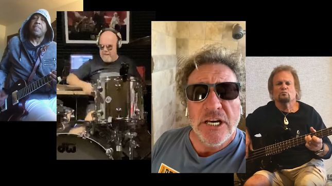 En cuarentena: Sammy Hagar & The Circle comparten su versión para un clásico de The Who