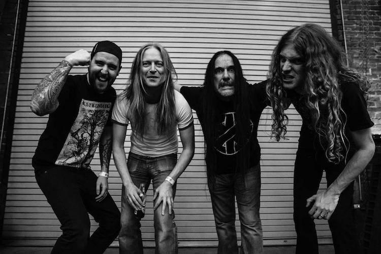 Carcass estrena single vía streaming