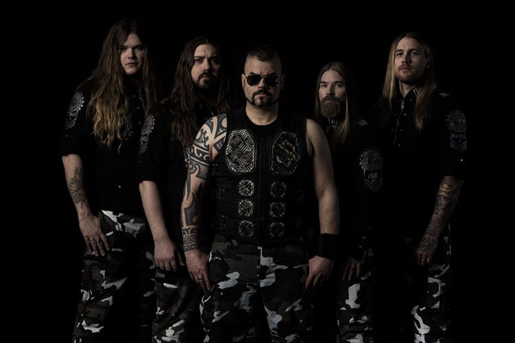 Sabaton lanza video musical de su nuevo single