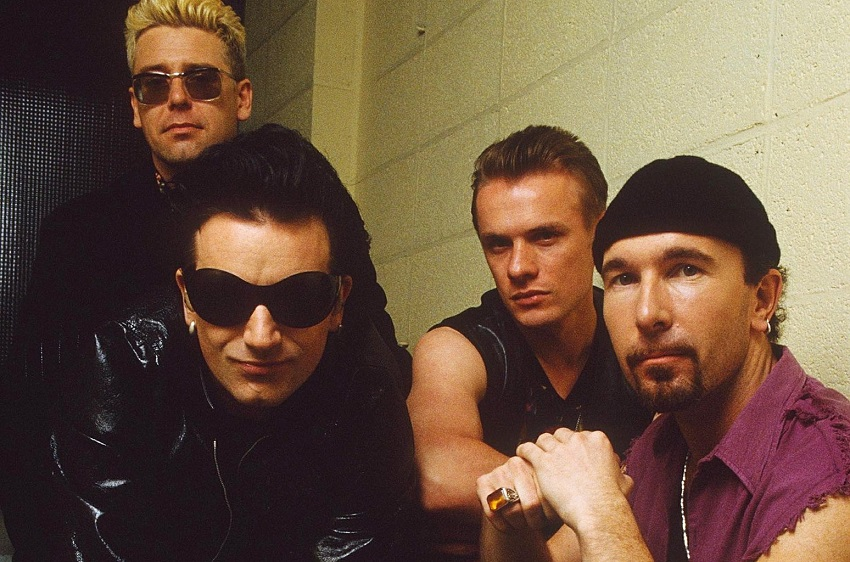 Streaming: a 27 años de ''Zooropa'' de U2