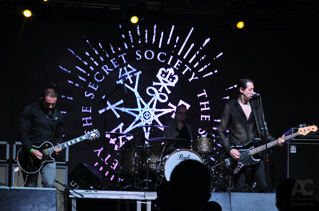 The Secret Society abrirá el show de The Sisters of Mercy en Chile
