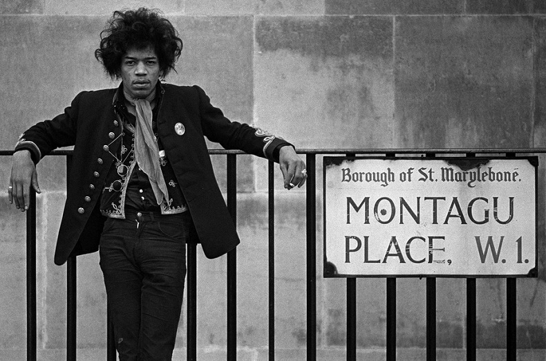 Jimi Hendrix: London Calling