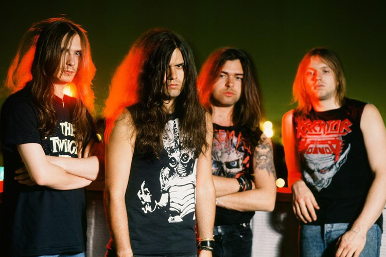 Kreator lanzará ''Under the Guillotine''