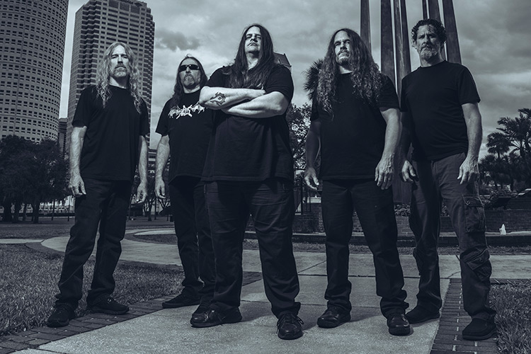 Cannibal Corpse: �Violencia Inimaginable!