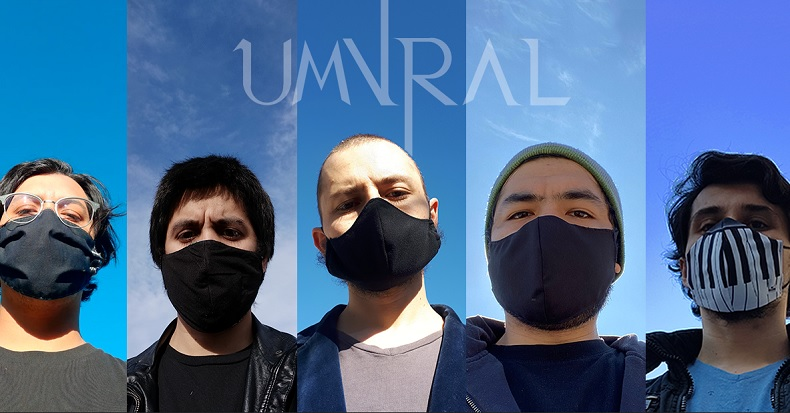 Metal mel�dico nacional: UmVraL presenta un single in�dito