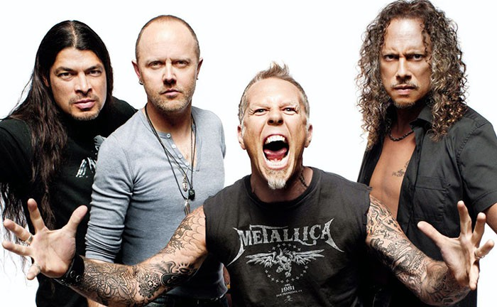 #MetallicaMondays: la banda sigue declasificando archivos en vivo