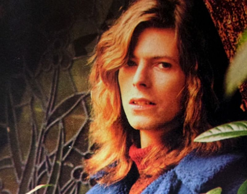 David Bowie: publicarán material inédito de la era ''The Man Who Sold the World''