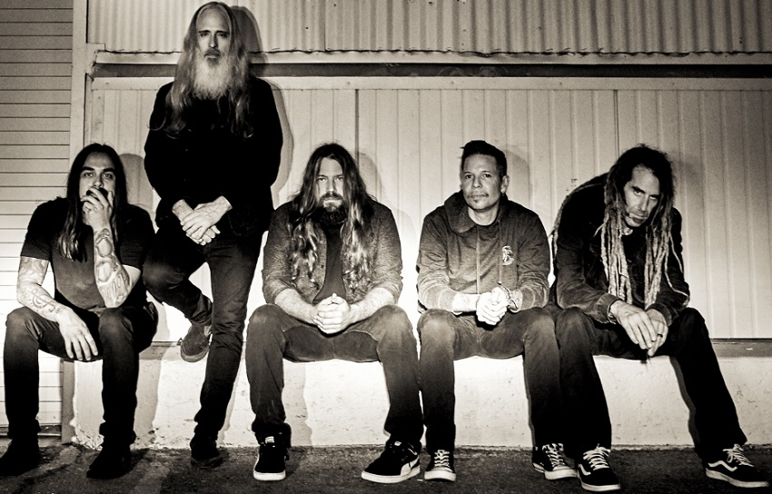 'New Colossal Hate': aqu� est� lo nuevo de Lamb of God