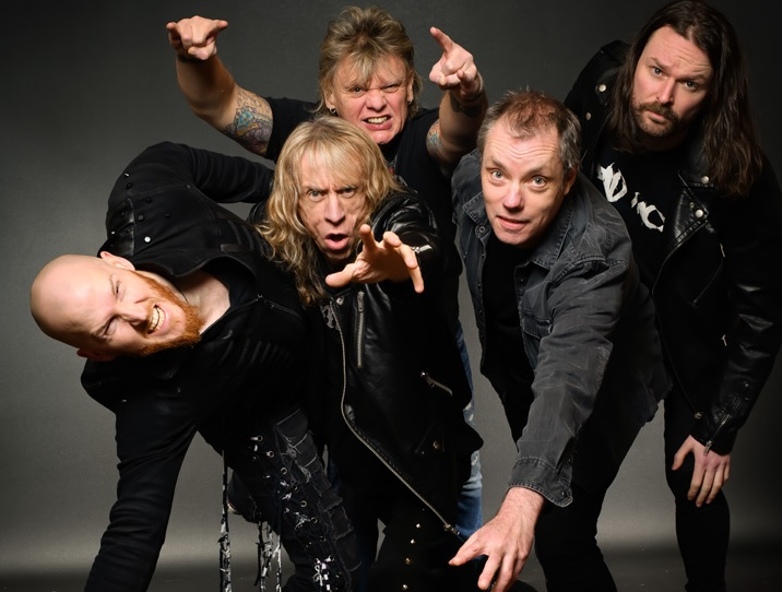 Diamond Head versiona a Metallica y agenda la versión 2020 de ''Lightning to the Nations''