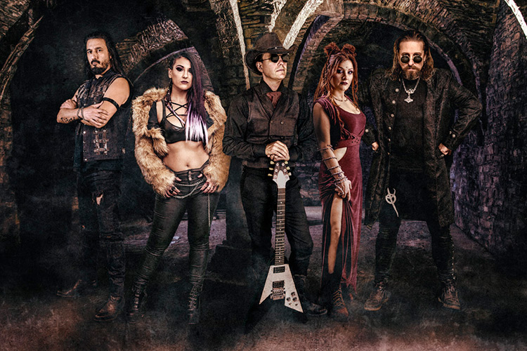 Therion lanza nuevo video y single