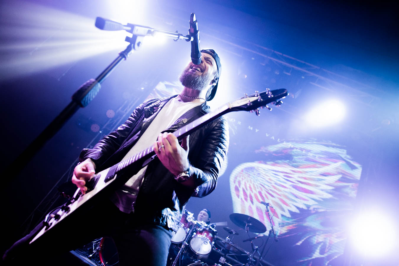 Bullet for My Valentine: Metal a la vena