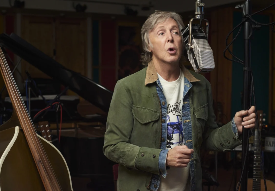 Con la ayuda de sus amigos: Paul McCartney lanza ''IIIMAGINED''