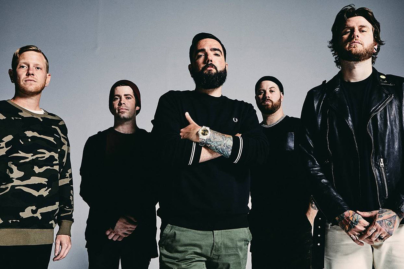 A Day to Remember da a conocer un track inédito