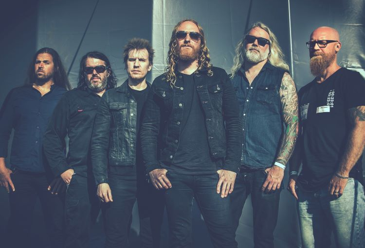 Dark Tranquillity lanza nuevo single de su disco ''Moment''