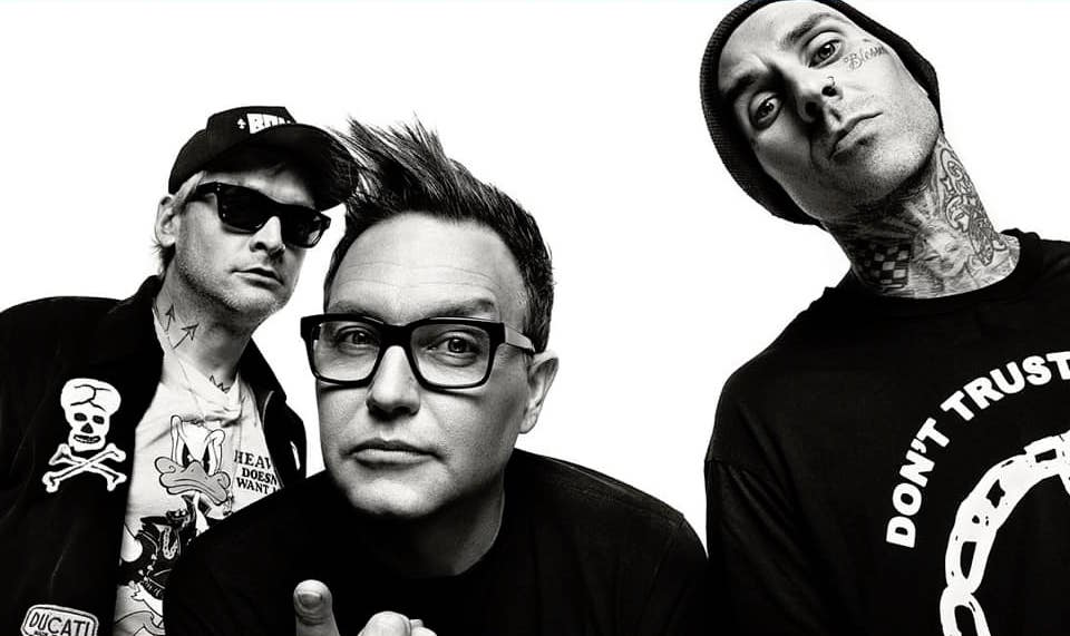 'Not Another Christmas Song': escucha el single navide�o de Blink-182