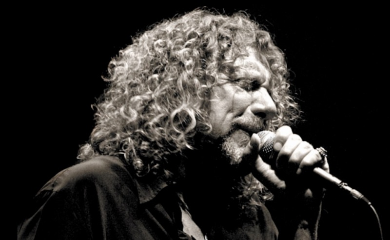 Robert Plant entrega la inédita 'Charlie Patton Highway (Turn It Up - Part 1)'