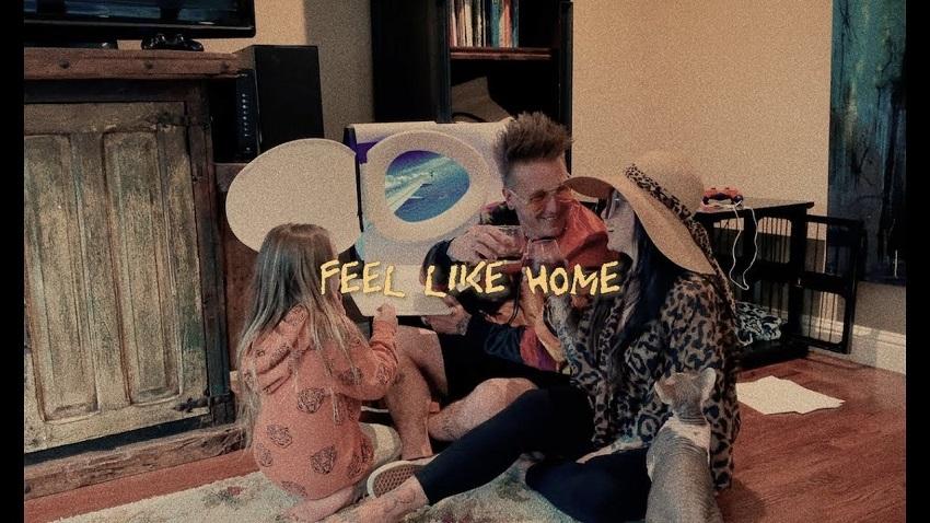 Papa Roach filman su nuevo video en casa