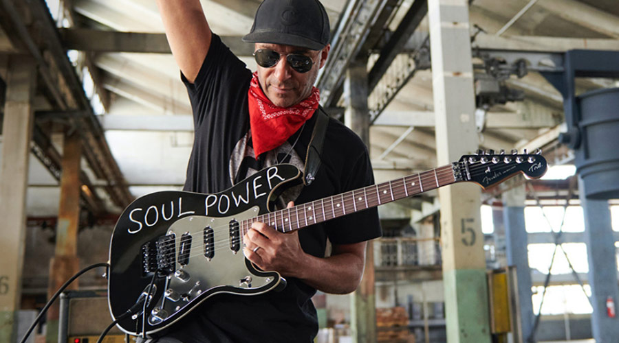 ''Whatever It Takes'': Tom Morello publiará un libro fotográfico