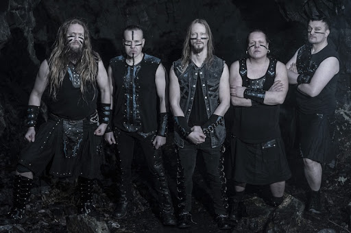 Ensiferum lanza lyric video