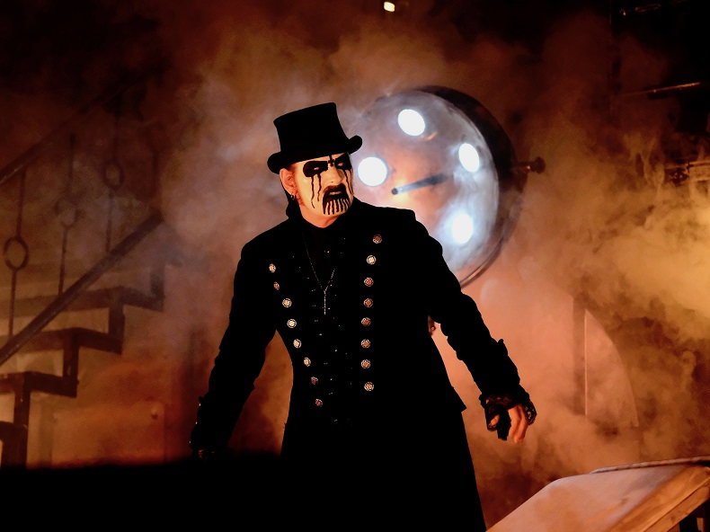 King Diamond: genio del horror