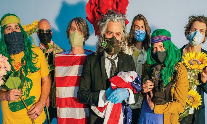 The Flaming Lips revelan los detalles de su nuevo álbum y publican single