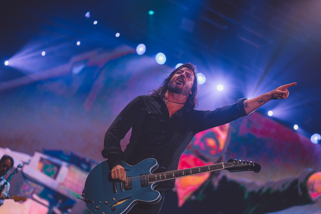 Foo Fighters + Weezer + Tenacious D.: No desestimes al rock n? roll