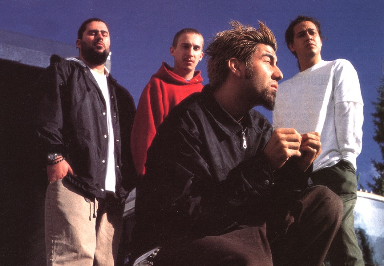 Videos: Deftones, a 23 años de ''Around the Fur''