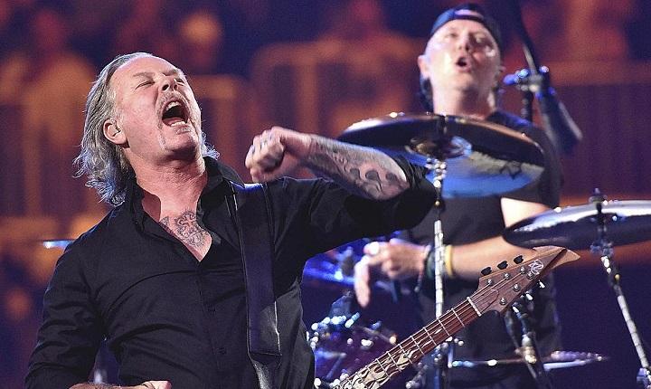 Metallica revela detalles y adelantos de