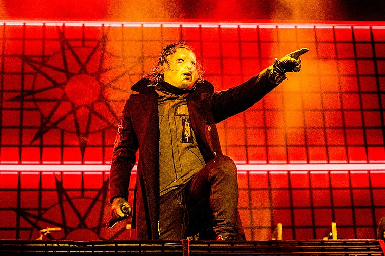 Streaming: Slipknot comparte su show en Graspop Metal Meeting 2019
