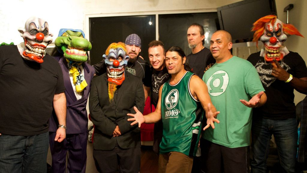 Mira el show de reunión de Infectious Grooves