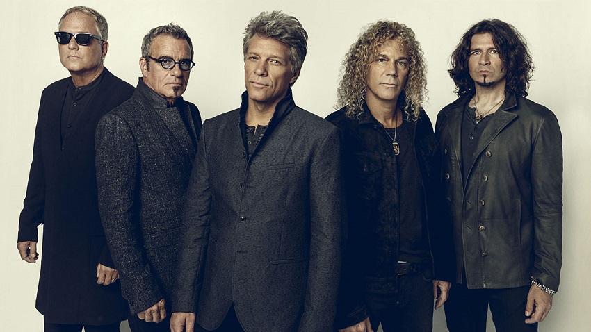 Bon Jovi recuerda a George Floyd en nuevo single