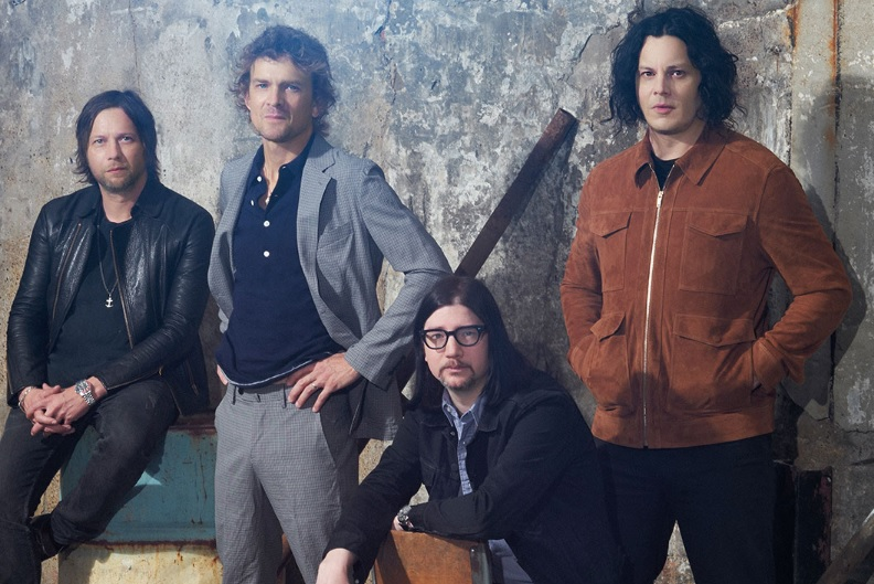 ''Live in Tulsa'': The Raconteurs prepara nuevo registro en vivo