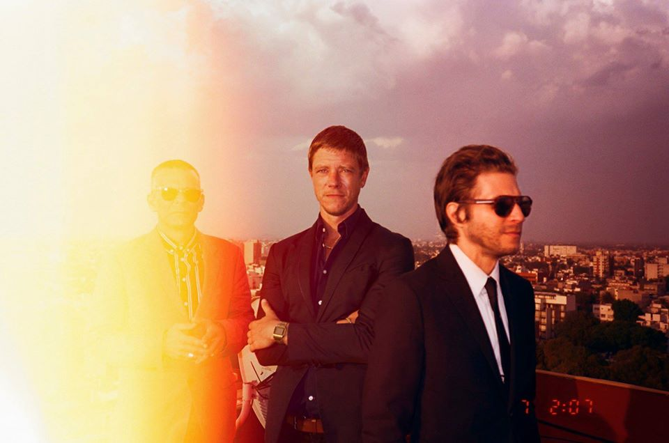 Rockaxis te invita al regreso de Interpol a Chile
