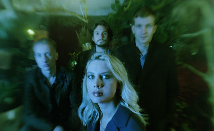 Wolf Alice estrena un adelanto de ''Blue Weekend''