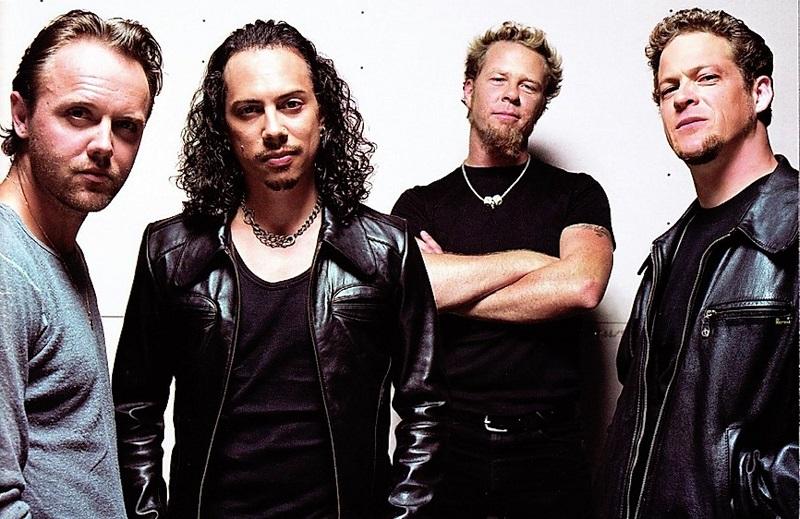 Metallica celebr� el cumplea�os de James Hetfield con un show del recuerdo