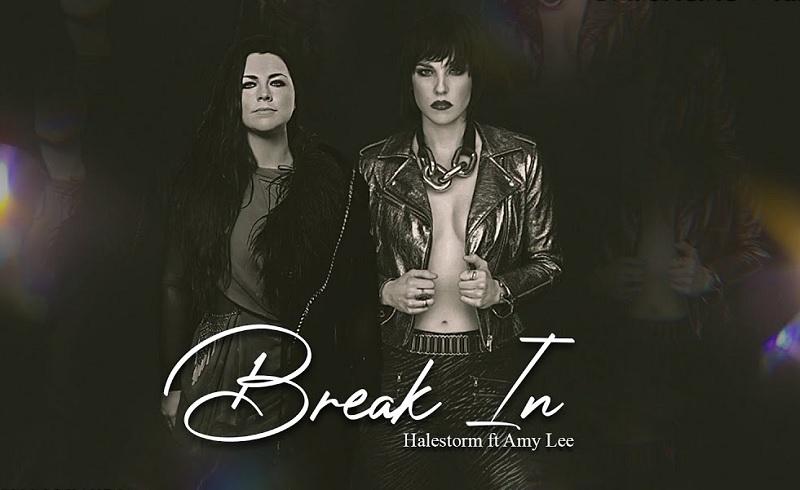 Halestorm estrena su colaboraci�n con Amy Lee