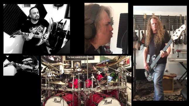 Video: Integrantes de Exodus, Overkill y Angor versionan a Megadeth