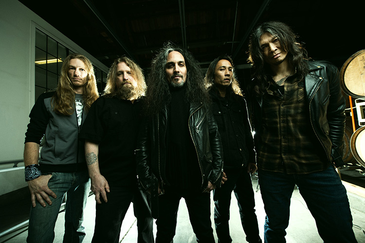 Death Angel estrena cover de antología