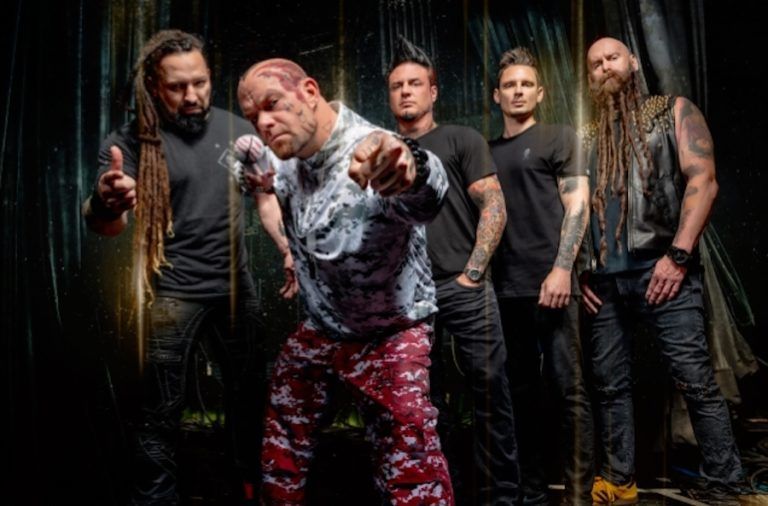 Five Finger Death Punch supera su mal momento con nueva música