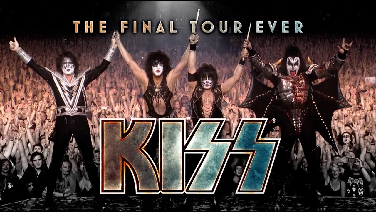 Kiss se despide de Colombia con un show final