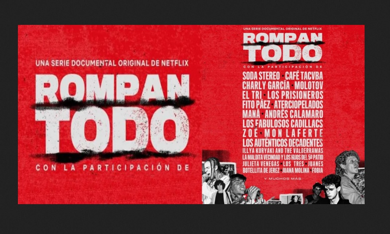 Genial: el rock latinoamericano se re�ne en el documental