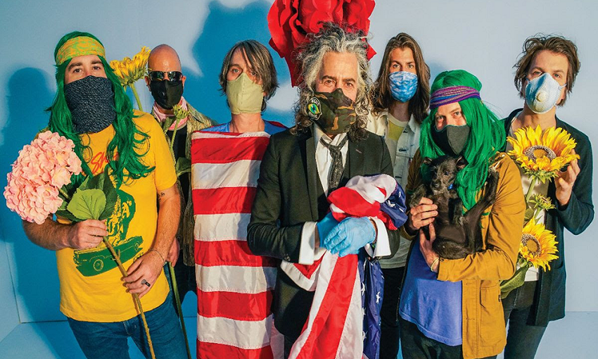 The Flaming Lips vuelven con nuevo single