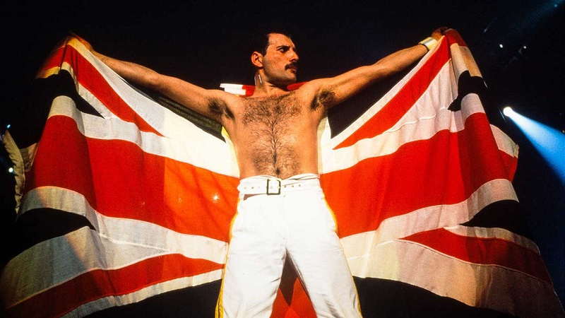Video: El último concierto de Queen con Freddie Mercury