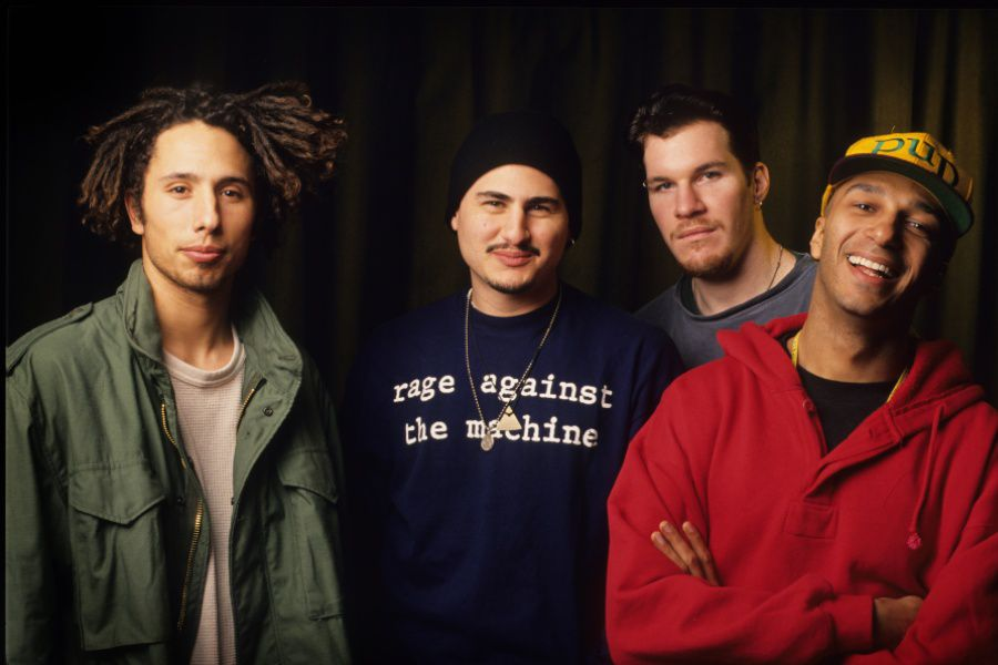 Genial: RATM publican en streaming ''The Battle of Mexico City''