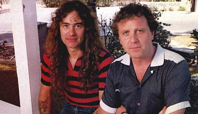 Falleció Martin Birch, productor de Iron Maiden, Deep Purple, Fleetwood Mac y más