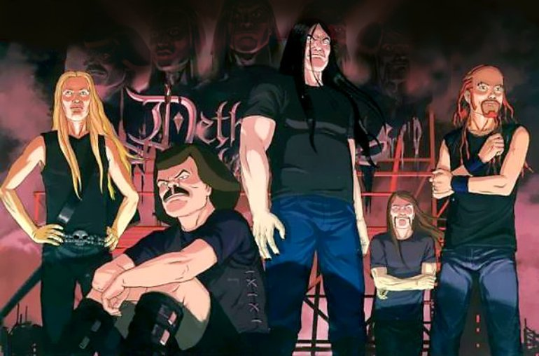 Para fans de Adult Swim: ''Metalocalypse'' está gratis en streaming