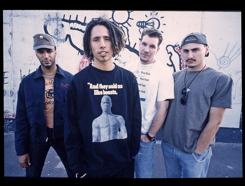 Rage Against the Machine comparte el documental ''Killing in Thy Name''