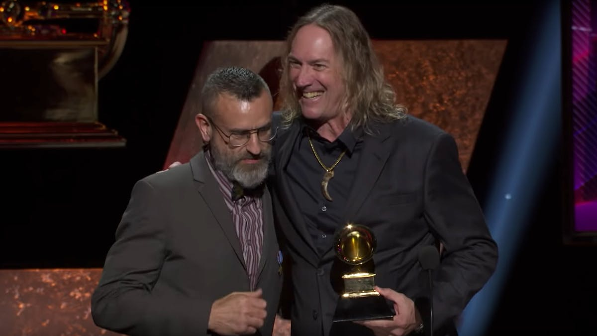 Video: Danny Carey y Justin Chancellor se presentaron frente a una audiencia de estudiantes