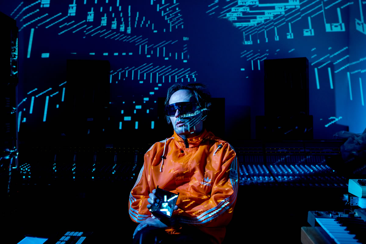Squarepusher celebra 25 años de su LP debut ''Feed Me Weird Things''